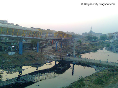 Skywalk of Ulhasnagar