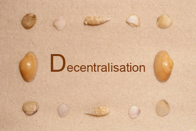 Decentralisation
