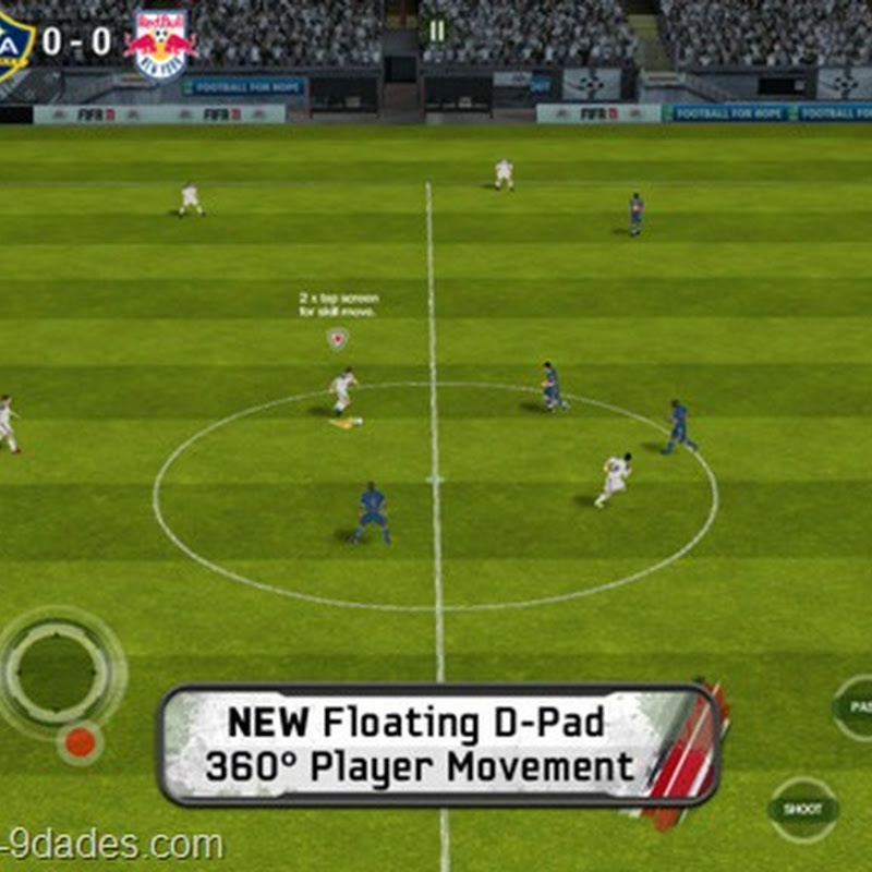 FIFA 11 HD for iPad [DownloadGame]