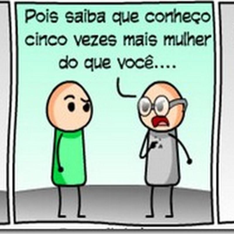 Pega + Mboas - Humor