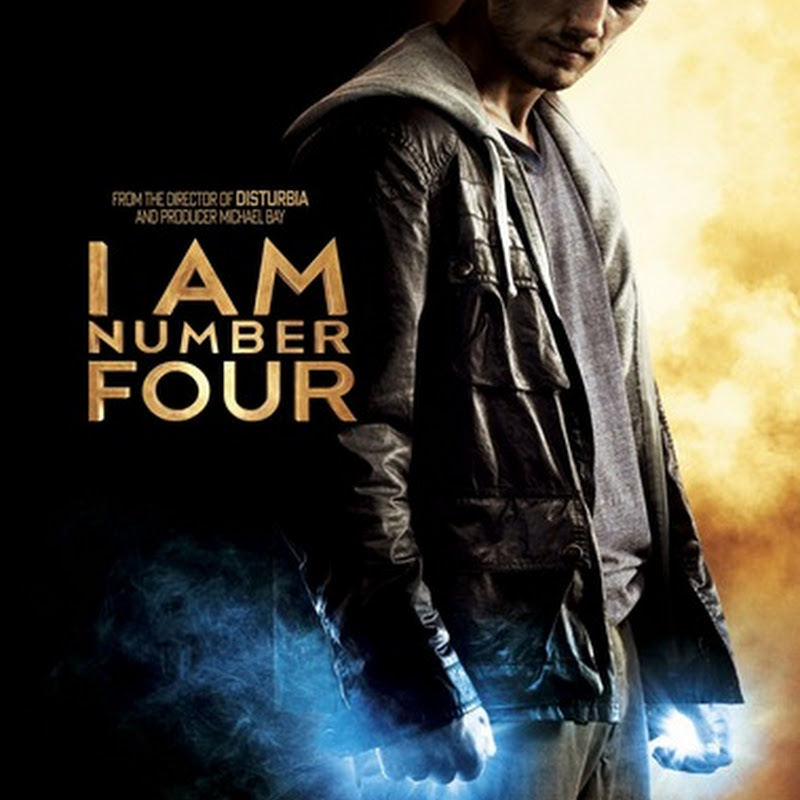 I Am Number Four [Download Movie] TS Rmvb
