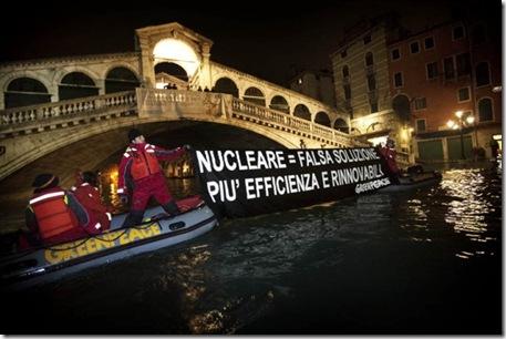 Greenpeace, le più belle immagini di anno in azione