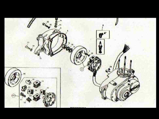 bultaco cemoto alpina parts diagram motorcycle manual for this