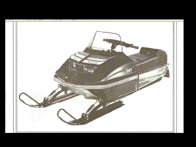 Arctic Cat Eltigre Service  U0026 Parts Manuals For 1974 1975 El Tigre Snowmobiles Auction  For Sale