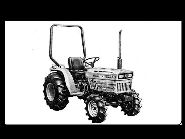 kubota b9200 b 9200 hst tractor operations manual ebay. Black Bedroom Furniture Sets. Home Design Ideas