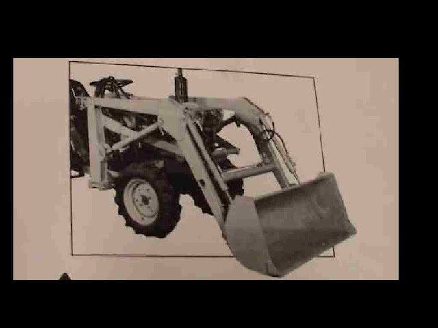Kubota B 1630 B1640 B1640a Tractor Loader Parts Manuals