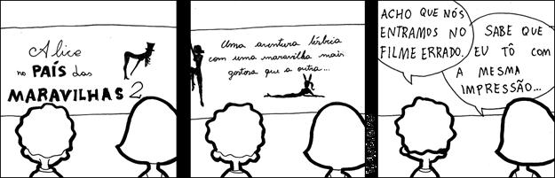 mente vazia 077 - Alice