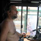 Водитель автобуса, который подвёз нас до Хельсинки - старый хиппи, проехавший стопом более 150 стран :)