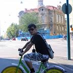Бесплатные велосипеды для туристов в Хельсинки