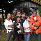 Ванг Олсены, их кошки и гости++