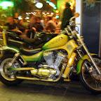 Нидерланды, Амстердам, каннабинойдный мотоцикл