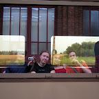 Бельгия, ждём поезд во Францию