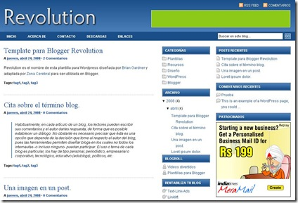 revolution-blogger-theme