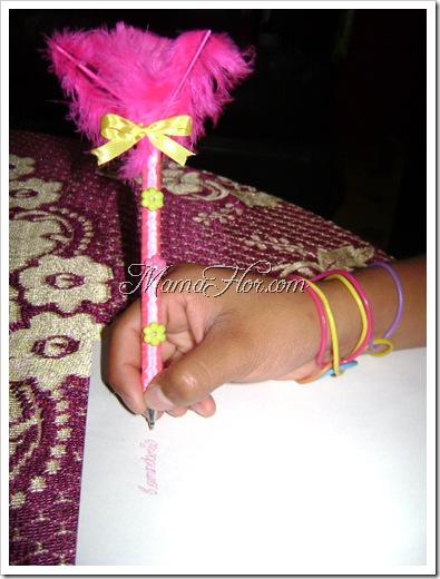 Como decorar un lapicero para Chicas Adolescentes