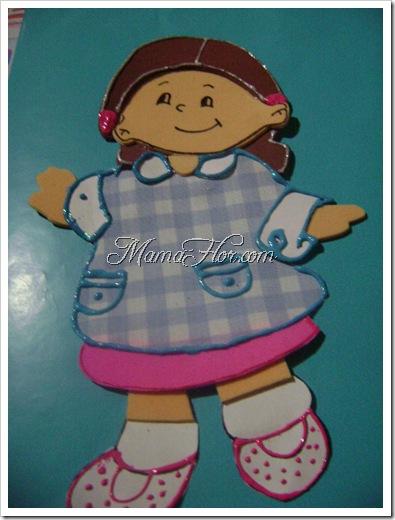 Como decorar los cuadernos de niño de inicial II