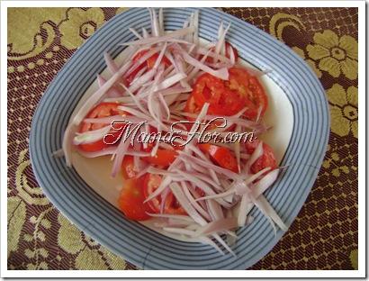 Como hacer una ensalada rapida y deliciosa