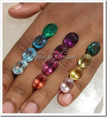 Que son las gemas