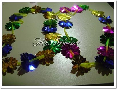 Coloridos Collares Hawaianos para Fiesta Infantil