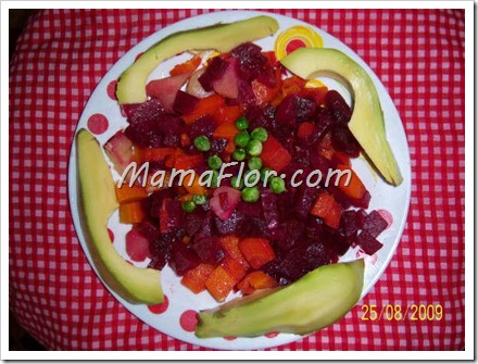 Como preparar la ensalada de verduras
