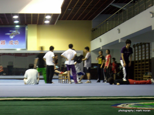Strength Training for Taiji
