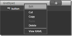 Resource Context Menu