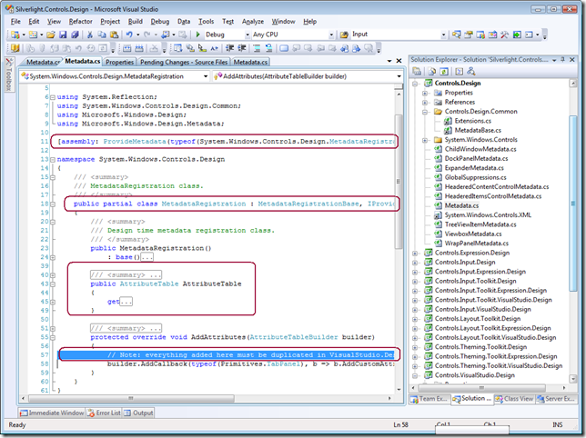 Metadata.cs in Silverlight 3 Toolkit Source