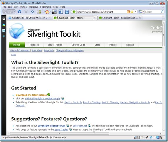 http://www.codeplex.com/Silverlight