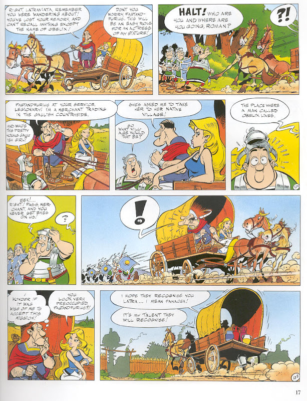 asterix and the actress Get this from a library asterix and the actress [uderzo goscinny anthea bell derek hockridge] -- asterix and obelix are joined by some surprise guests as they celebrate their joint birthday at a party back in the gaulish village.