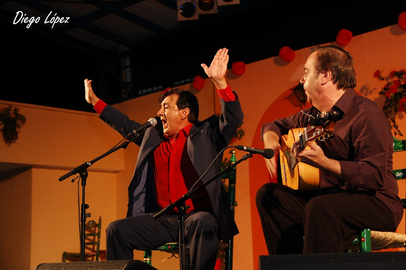 Festival Flamenco - Calixto Sánchez