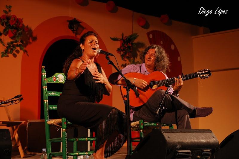 Festival Flamenco - Aurara Vargas y Moraito Chico.