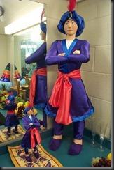 puppets aladdin