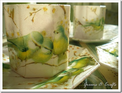 Tea set 003