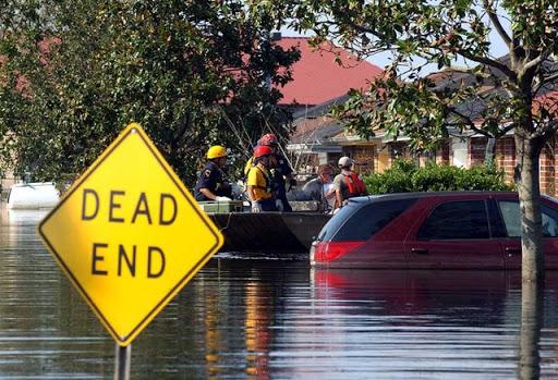 katrina 23 Bencana Topan Badai Terdahsyat