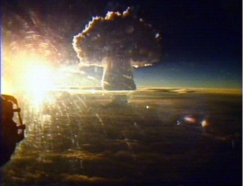Peledakan Tsar Bomba