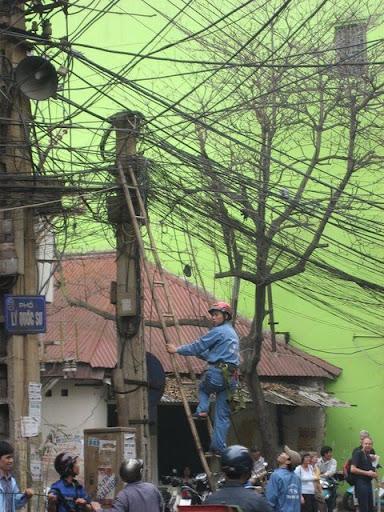 Kabel-kabel Paling Ruwet di Dunia