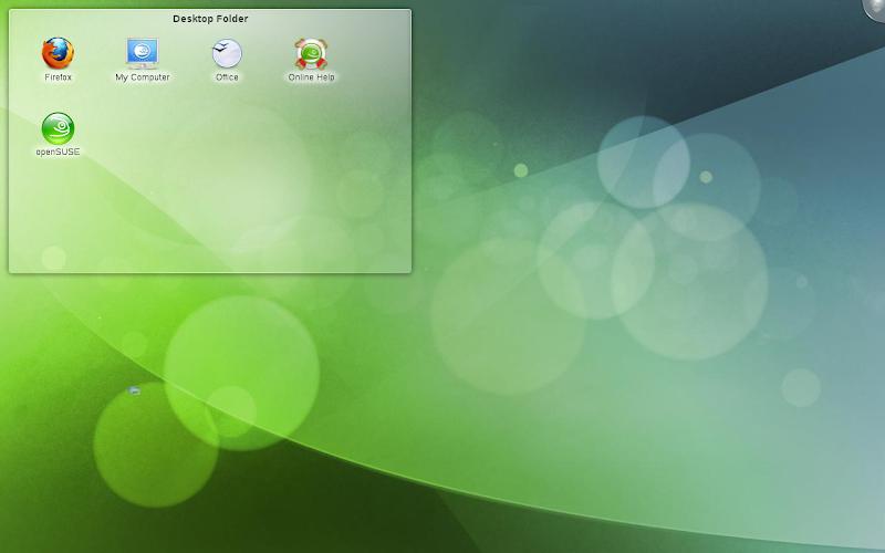 openSuSE 11.3 Milestone 7
