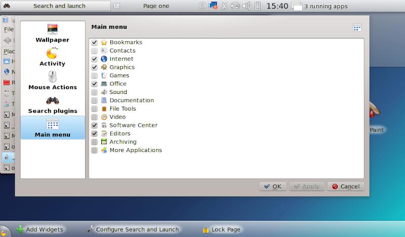 PCLinuxOS 2010 KDE Netbook