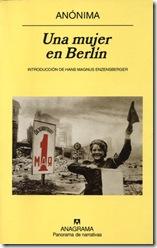 Una mujer en Berlin, Anónimo.