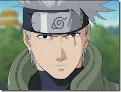 kakashi without mask