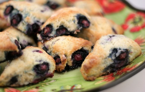blueberry scones 3