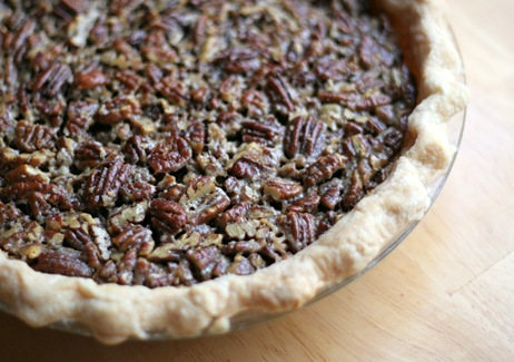 maple pecan pie 1