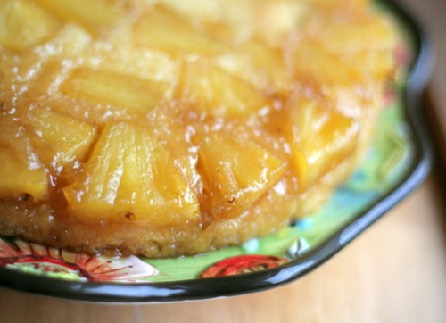 pineapple upside down cake 3