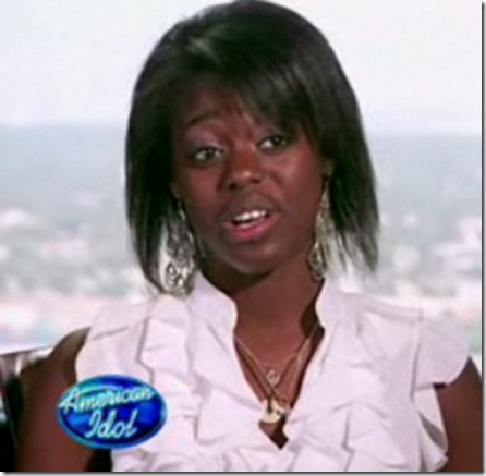 Haeley Vaughn American Idol Audition Last Name