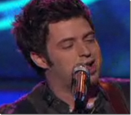 Lee Dewyze A Little Less Conversation Top 13 American Idol April 13