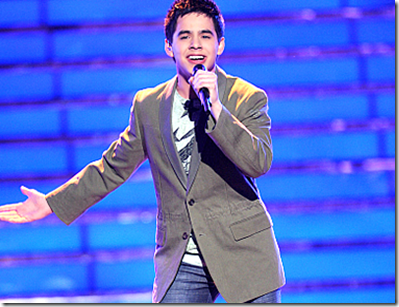 David Archuleta to Guest in American Idol April 22 Results Night Disco Week