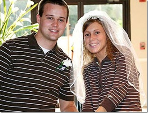 joshua duggar  who married