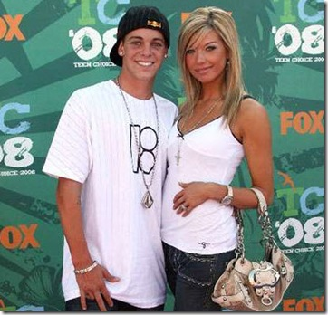 Melissa Mikkelsen and Ryan Sheckler