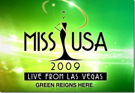 Miss USA 2009 - Watch Miss USA 2009