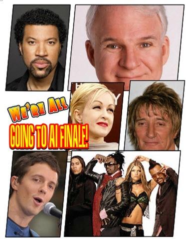 American Idol Finale 2009 Guest Performers