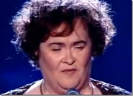 Britains Got Talent May 24 Susan Boyle Memory Video